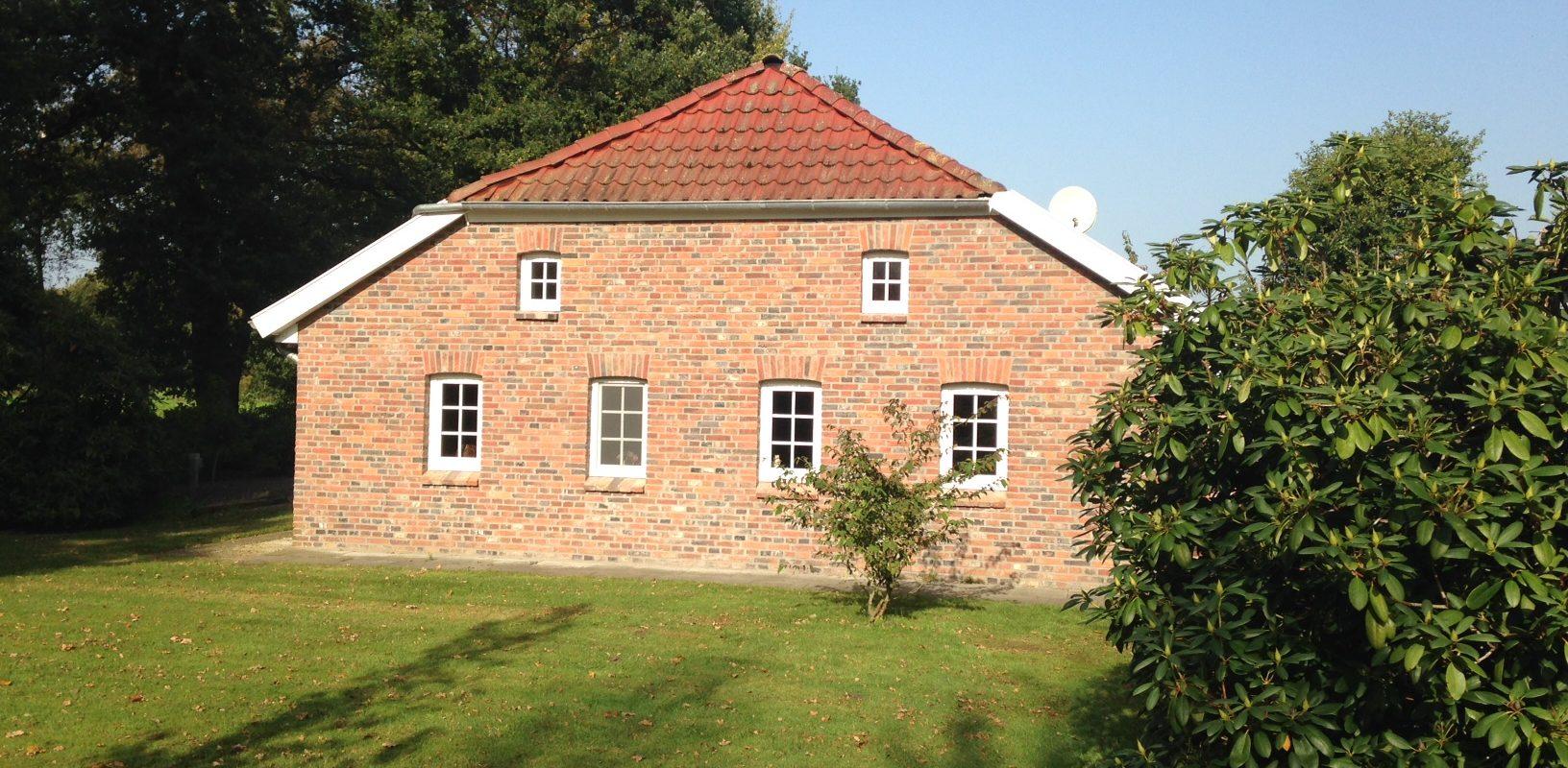 Een authentieke Noord-Duitse boerderij